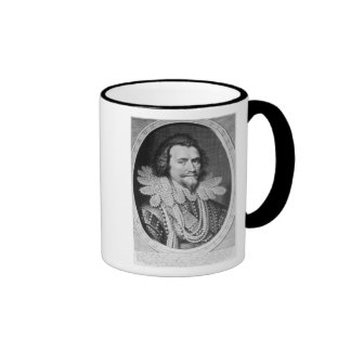 Portrait of George Villiers Coffee Mugs