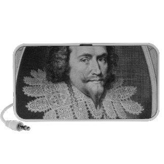 Portrait of George Villiers Travel Speakers