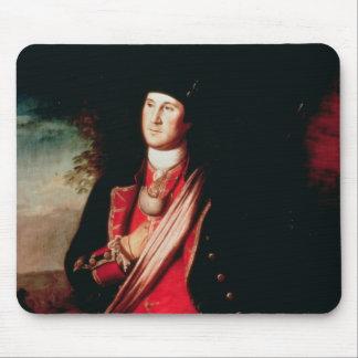 Portrait of George Washington  1772 Mouse Mat