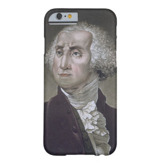 Portrait of George Washington, from 'Le Costume An Barely There iPhone 6 Case