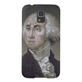 Portrait of George Washington, from 'Le Costume An Galaxy S5 Case