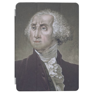 Portrait of George Washington, from 'Le Costume An iPad Air Cover