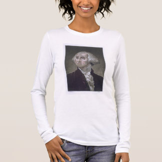Portrait of George Washington, from 'Le Costume An Long Sleeve T-Shirt