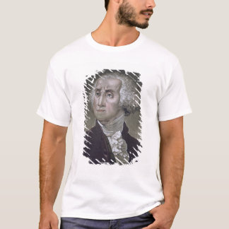 Portrait of George Washington, from 'Le Costume An T-Shirt