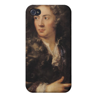 Portrait of Gerard Audran iPhone 4 Case