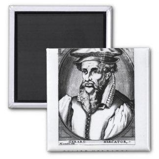 Portrait of Gerard Mercator Magnet