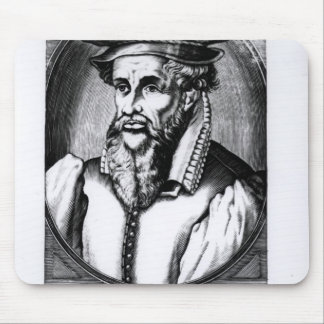 Portrait of Gerard Mercator Mouse Mat