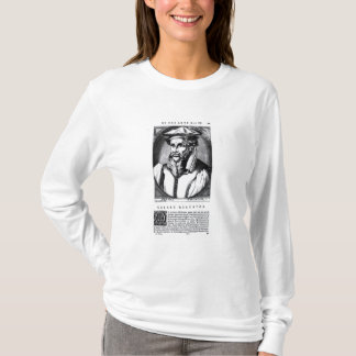 Portrait of Gerard Mercator T-Shirt