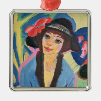 Portrait of Gerda Christmas Ornament
