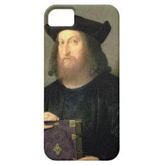 Portrait of Gian Giorgio Trissino (1478-1550) (oil iPhone 5 Cover