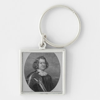 Portrait of Giles Strangeways Key Ring