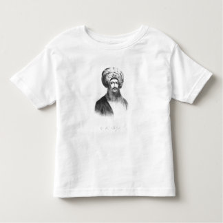 Portrait of Giovanni Battista Belzoni Toddler T-Shirt