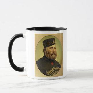 Portrait of Giuseppe Garibaldi Mug