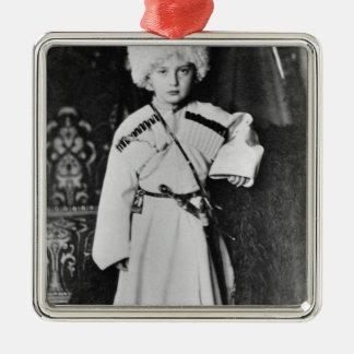 Portrait of Grand Duke Nicholas Mikhailovich Christmas Ornament
