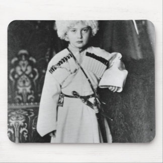 Portrait of Grand Duke Nicholas Mikhailovich Mouse Mat