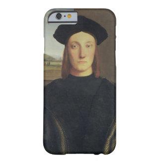 Portrait of Guidobaldo da Montefeltro, Duke of Urb Barely There iPhone 6 Case