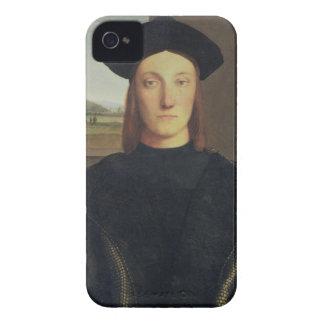 Portrait of Guidobaldo da Montefeltro, Duke of Urb Blackberry Cases