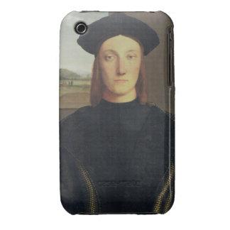 Portrait of Guidobaldo da Montefeltro, Duke of Urb iPhone 3 Cover