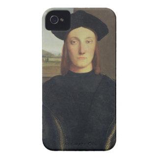 Portrait of Guidobaldo da Montefeltro, Duke of Urb iPhone 4 Case