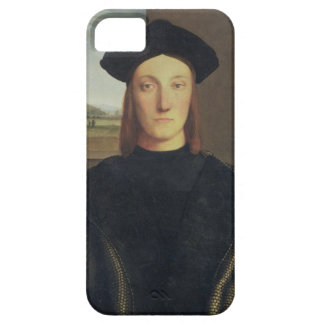 Portrait of Guidobaldo da Montefeltro, Duke of Urb iPhone 5 Case