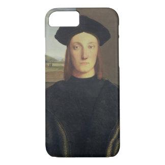 Portrait of Guidobaldo da Montefeltro, Duke of Urb iPhone 7 Case