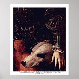 Portrait Of Guidobaldo Ii Della Rovere Posters