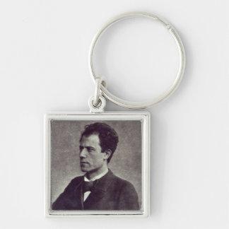 Portrait of Gustav Mahler, 1897 Key Ring