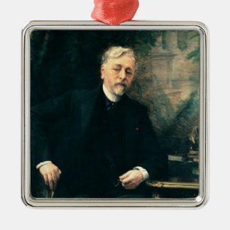 Portrait of Gustave Eiffel  1905 Christmas Ornament