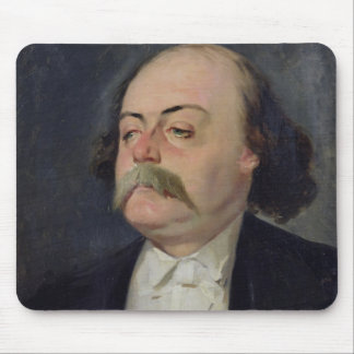Portrait of Gustave Flaubert  1868-81 Mouse Pad