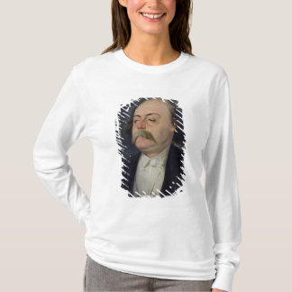 Portrait of Gustave Flaubert  1868-81 T-Shirt