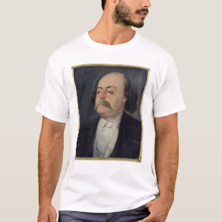 Portrait of Gustave Flaubert  1868-81 T-Shirt