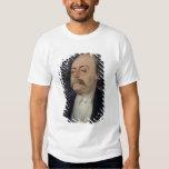 Portrait of Gustave Flaubert  1868-81 Tee Shirts