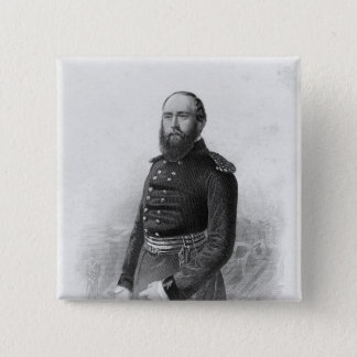 Portrait of H.R.H. The Duke of Cambridge 15 Cm Square Badge