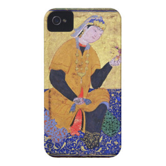 Portrait of Hamida Banu Begum, holding a seal, ill Case-Mate iPhone 4 Case