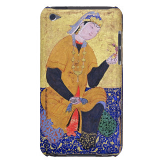 Portrait of Hamida Banu Begum, holding a seal, ill iPod Case-Mate Cases