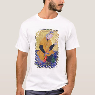 Portrait of Hamida Banu Begum, holding a seal, ill T-Shirt