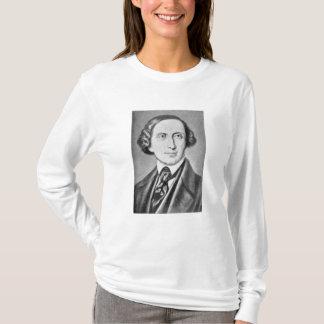 Portrait of Hans Christian Andersen 2 T-Shirt