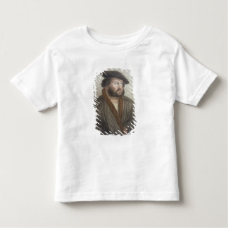 Portrait of Hans Holbein (1497/8-1543) engraved by Toddler T-Shirt