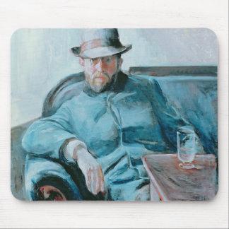 Portrait of Hans Jaeger, 1889 Mouse Pad
