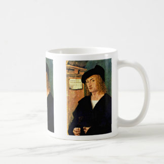 Portrait Of Hans Schellenberger Mugs