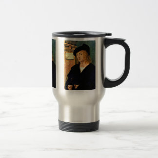 Portrait Of Hans Schellenberger Mug