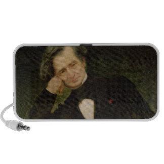 Portrait of Hector Berlioz Mp3 Speakers