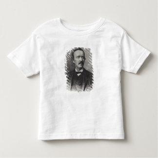 Portrait of Heinrich Schliemann Toddler T-Shirt