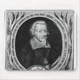Portrait of Heinrich Schutz Mouse Pad