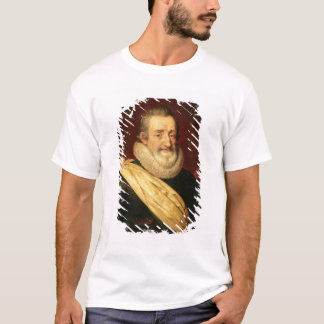 Portrait of Henri IV  King of France T-Shirt