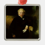 Portrait of Henry Fuseli Ornaments