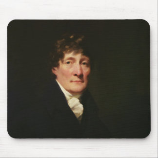 Portrait of Henry Mackenzie Mouse Pad