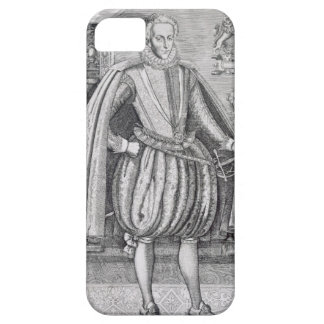 Portrait of Henry, Prince of Wales (1594-1612) fro iPhone 5 Covers