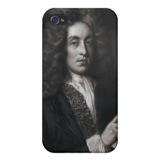 Portrait of Henry Purcell iPhone 4/4S Cases