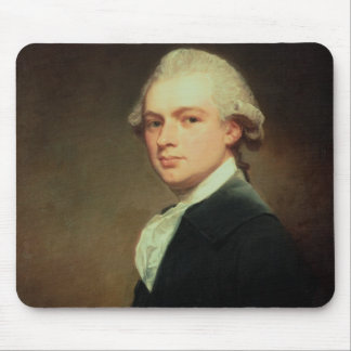 Portrait of Henry Russell (1751-1836) c.1783 (oil Mouse Pad